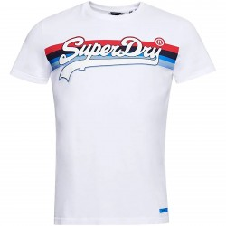 Tee-Shirt SuperDry Cali Stripe