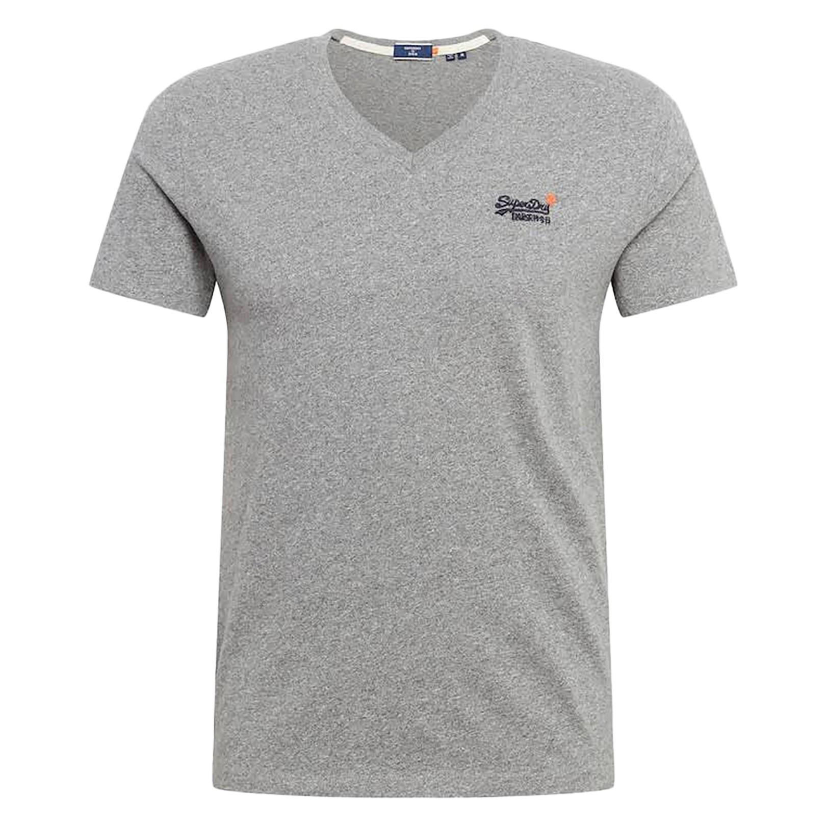 Tee-Shirt SupeDry OL Classic Vee