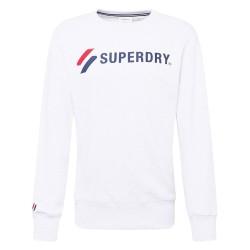 Sweat SuperDry Sportstyle Applique Crew