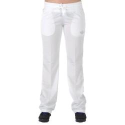 Pantalon Adidas F Night Blanc Clouté