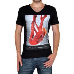 Tee Shirt Eleven Paris N°20 Ts Noir