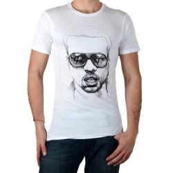 Tee Shirt Eleven Paris Kane Kanye West Blanc