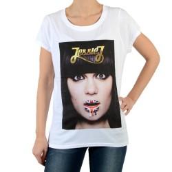 Tee Shirt Eleven Paris Jopi W Jessie J Blanc
