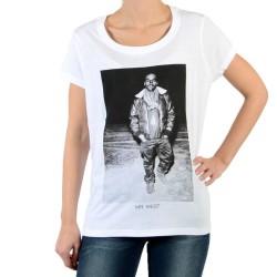 Tee Shirt Eleven Paris Kali W Kanye West Blanc