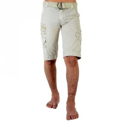 Short Kaporal Enfant Vague Mastic