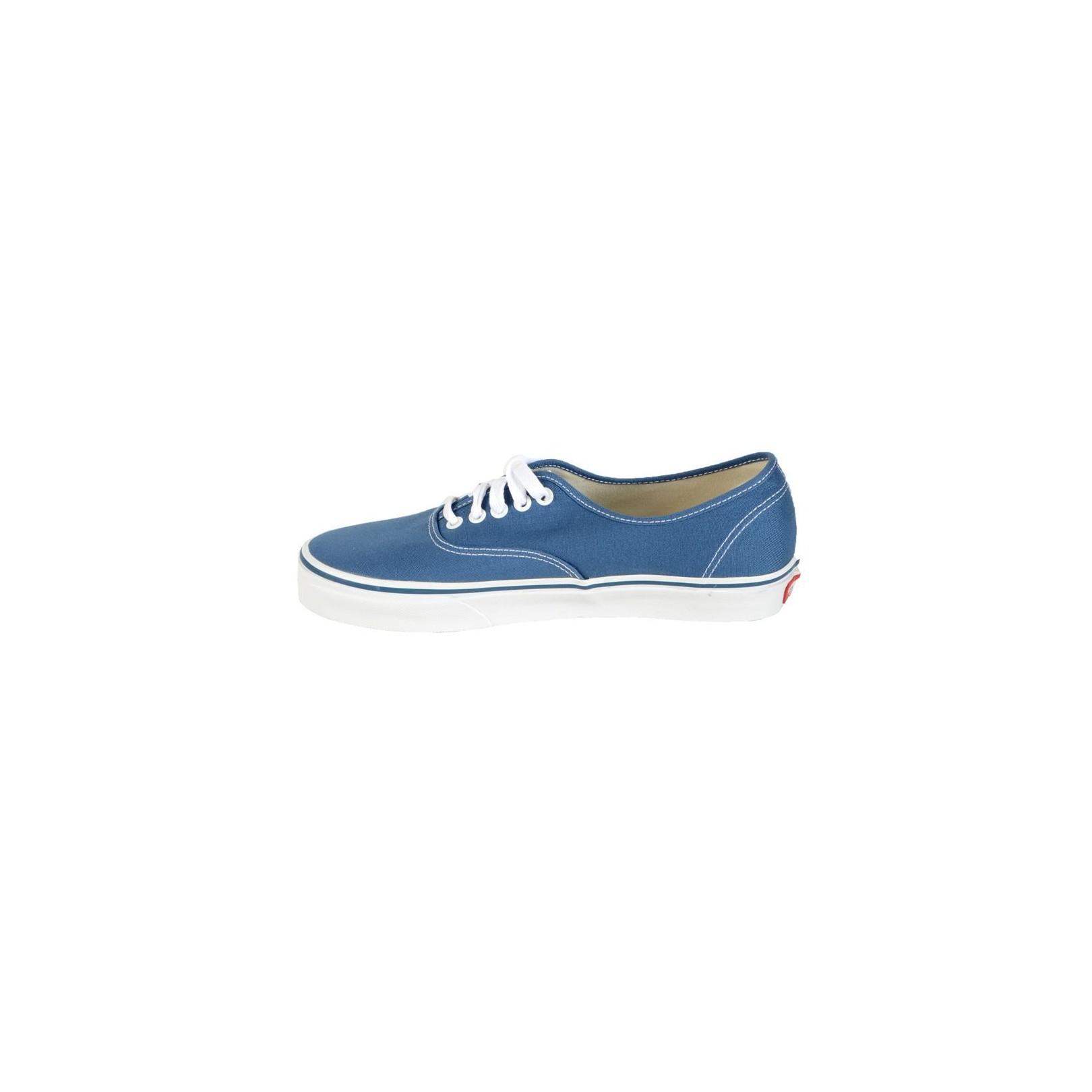 vans authentic bleu