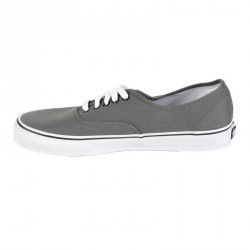 Baskets Vans Authentic Pewter / Black