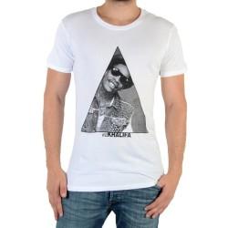Tee Shirt Eleven Paris Tralif M Wiz Khalifa Blanc