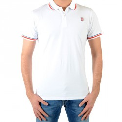 Polo Pepe Jeans Jimmy Blanc