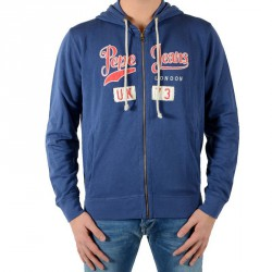 Sweat Pepe Jeans Olivier PM580564 Bleu Eton Blue 573