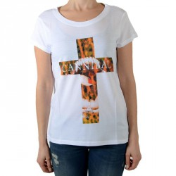 Tee Shirt Eleven Paris Damical Blanc