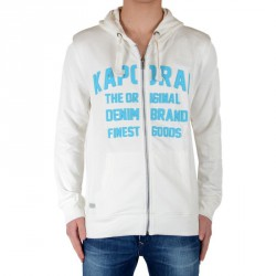 Sweat Kaporal Junior Quabo Off White