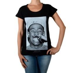 Tee Shirt Eleven Paris Tyler W Tyler The Creator Noir