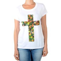 Tee Shirt Eleven Paris Drower W Blanc