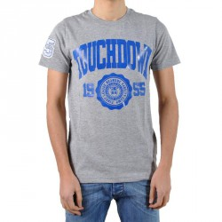 T-Shirt Be and Be Touchdown 1955 Gris / Bic