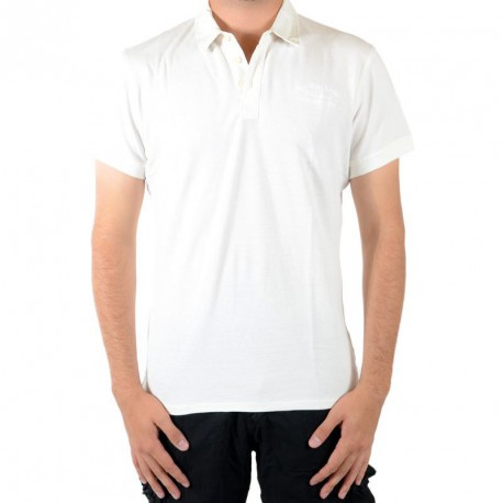 Polo Pepe Jeans Leslie Blanc Off