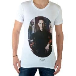 Tee Shirt Eleven Paris Saint OB M Barack Obama Blanc
