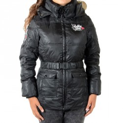 Doudoune Redskins Junior Fille Elisa 2 Noir