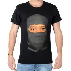 Tee Shirt Eleven Paris Cager M Noir