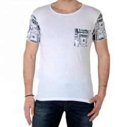 Tee Shirt Japan Rags Dols Blanc