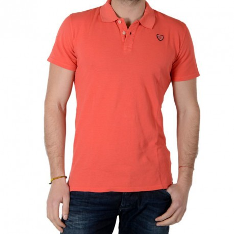 Polo Pepe Jeans Ernest Rouge Washed Red