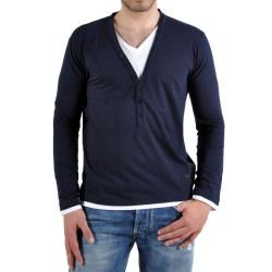 T-Shirt RG 512 S52110 Bleu Navy