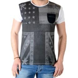 Tee Shirt Deeluxe Union Blanc S15148