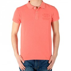 Polo Pepe Jeans Junior Rouge Washed