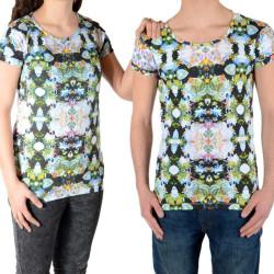 Tee Shirt Little Eleven Paris Talall SS Mixte (garçon / fille) Blanc