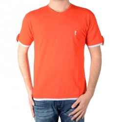 Tee Shirt Marion Roth T32 Rouge