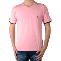 Tee Shirt Marion Roth T32 Rose