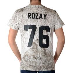 Tee Shirt Eleven Paris Hozay M Olozay Print
