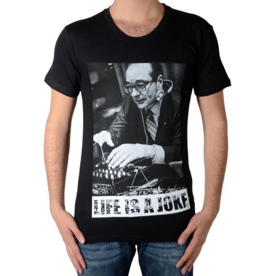 Tee Shirt Eleven Paris Derac M Noir