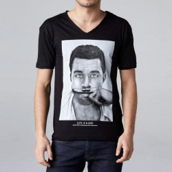 T-Shirt Eleven Paris KW Noir