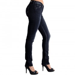Jeans Le Temps des Cerises KF212B3WLCOL Anthracite