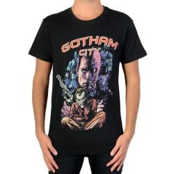 Tee Shirt Eleven Paris Gotham Black