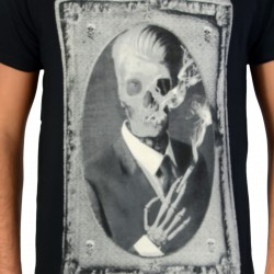Tee Shirt Deeluxe 74 W15115 Denil Noir