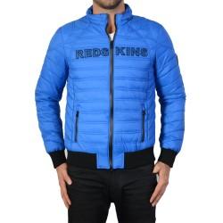 Blouson Redskins Biky S2 Helium Retro Blue