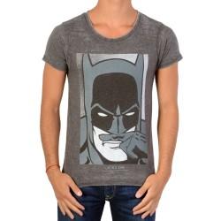 Tee Shirt Manches Courtes Little Eleven Paris Batman SS Devoured Black