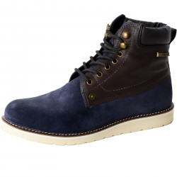 Bottes Kaporal Pour Homme Woody Marine
