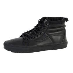 Chaussure Vans Sk8-Hi Mte Black/Leatherr