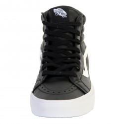 Chaussure Vans Sk8-Hi Reissue (Premium Leather) Black