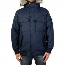 Veste The North Face Toa8Q4V2Q Gotham Jacket Outr Space Blue