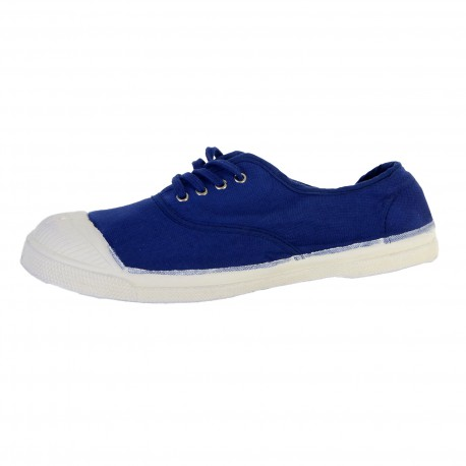 6f007f376fdfaf Tennis Bensimon Lacet Femme Bleu Vif - Galerie-Chic
