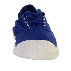 Tennis Bensimon Lacet Femme 536 Bleu Vif