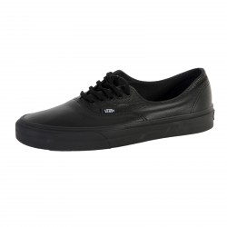 Chaussure Vans Authentic Decon (Premium Leather) Black