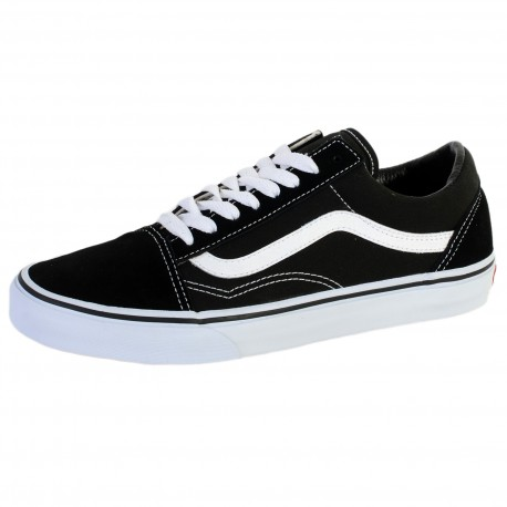 Basket Vans Old Skool Black /white