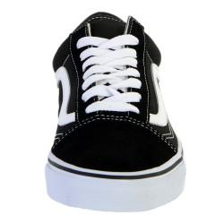 Basket Vans Old Skool Black /white