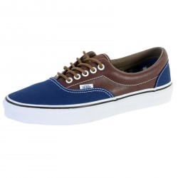 Basket Vans Era (Leather / Plaid) Esttebl / Pttngsl