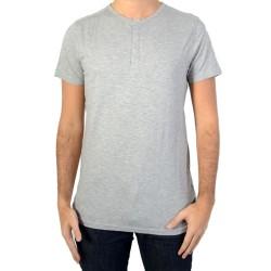 T-shirt Japan Rags Chad Grey Melange 049
